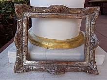 A French Louis XIV frame, early 18th Century.