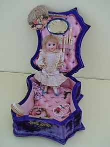 Puppenschatulle, Dolls box